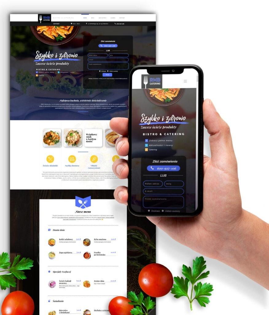 Strony www realizacja RMB