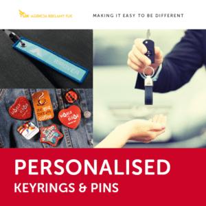 Your Choice Keyrings